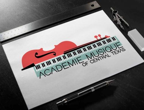 Logo Design – Acadamie Musique