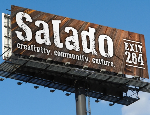 Outdoor Billboard Design – Salado Exit